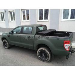 Třídílný skadací kryt - Toyota Hilux - Revo DC