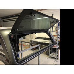 Boční okno pravé pro Hardtop CKT Wind II výklopné RAM,F-150