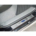 Nerezový kryt prahů - Ford Ranger