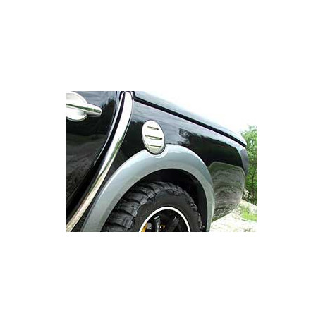 Box Trim Stainless Steel for Mitsubishi L200.MK.5 (Triton)